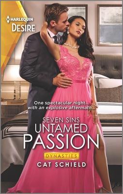 Untamed Passion: A Surprise Pregnancy Romance Cover Image