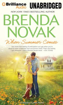 Cover for When Summer Comes (Whiskey Creek Novels #3)