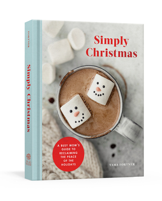 Cover for Simply Christmas