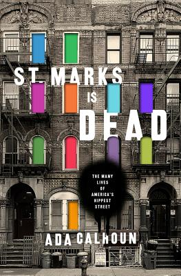 St. Marks Is Dead Cover