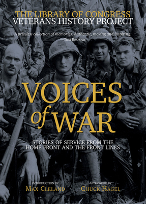 Voices of War Cover