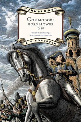 Commodore Hornblower Cover Image