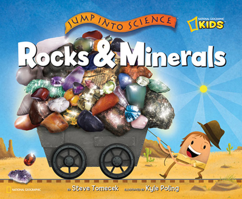 Rocks & Minerals Cover