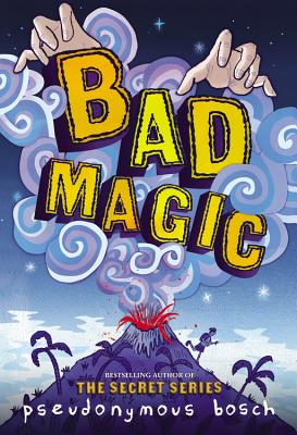 Bad Magic Cover