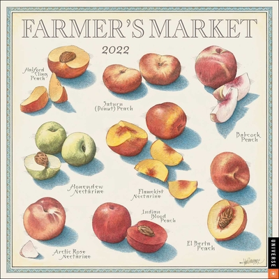 Farmer's Market 2022 Wall Calendar Cover Image
