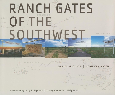 Ranch Gates of the Southwest Cover Image