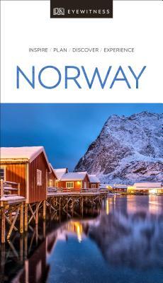 DK Eyewitness Norway (Travel Guide) Cover Image