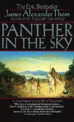 Panther in the Sky Cover