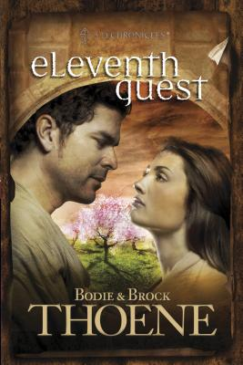 Eleventh Guest (A. D. Chronicles #11) Cover Image