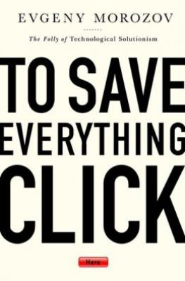 To Save Everything, Click Here Cover
