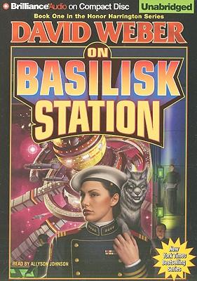 On Basilisk Station (Honor Harrington (Audio) #1) Cover Image