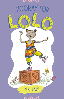 Cover for Hooray for Lolo