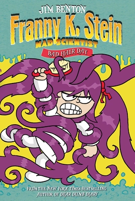 Bad Hair Day (Franny K. Stein, Mad Scientist #8) Cover Image