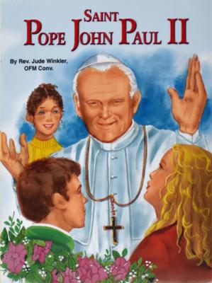 Saint John Paul II Cover Image
