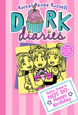 Dork Diaries 13: Tales from a Not-So-Happy Birthday Cover Image
