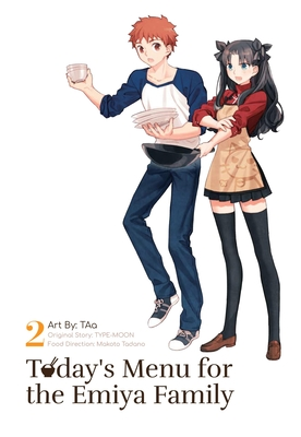 Today's Menu for the Emiya Family, Volume 2 Cover Image