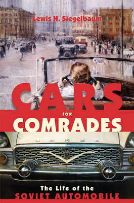 Cover for Cars for Comrades
