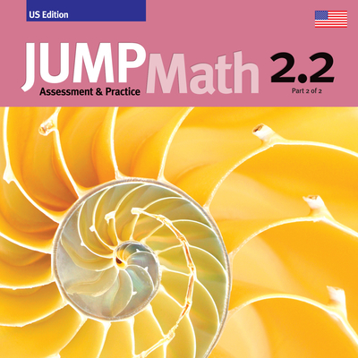 Jump Math AP Book 2.2: Us Common Core Edition Cover Image