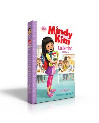 The Mindy Kim Collection Books 1-4: Mindy Kim and the Yummy Seaweed Business; Mindy Kim and the Lunar New Year Parade; Mindy Kim and the Birthday Puppy; Mindy Kim, Class President Cover Image