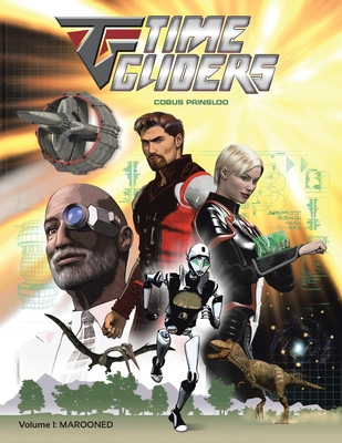 Time Gliders: Marooned Cover Image