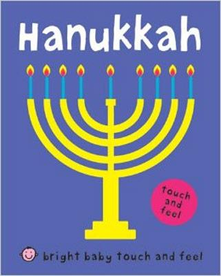 Bright Baby Touch and Feel Hanukkah Cover Image