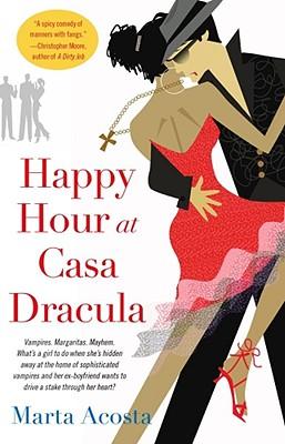 Happy Hour at Casa Dracula Cover Image