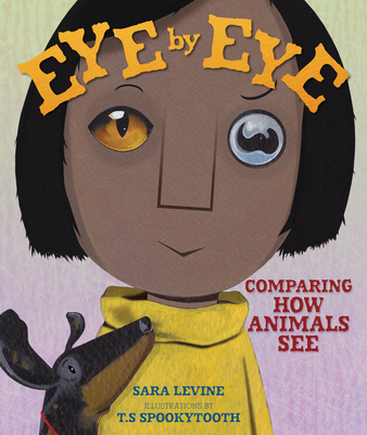 Eye by Eye: Comparing How Animals See Cover Image