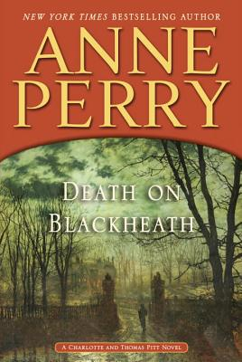 Death on Blackheath Cover