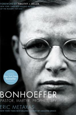 Bonhoeffer Cover
