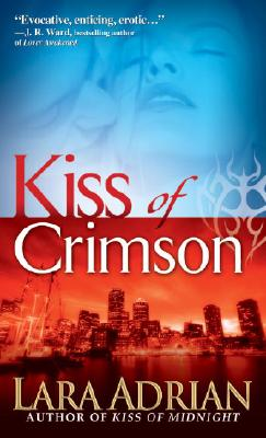 Kiss of Crimson Cover Image