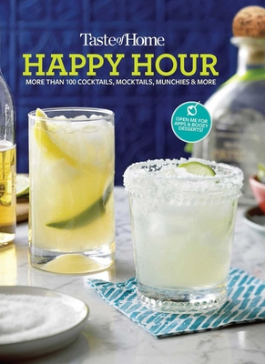 Cover for Taste of Home Happy Hour Mini Binder