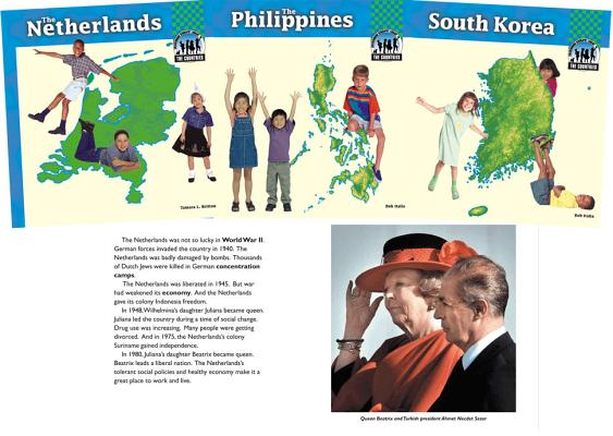 Countries Set 4 Cover Image