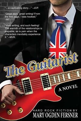 The Guitarist: Hard Rock Fiction (Tools of Tone #1) Cover Image