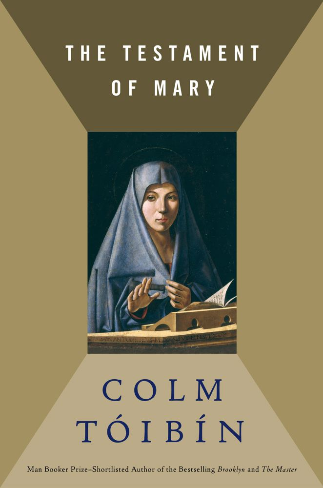 The Testament of Mary Cover Image