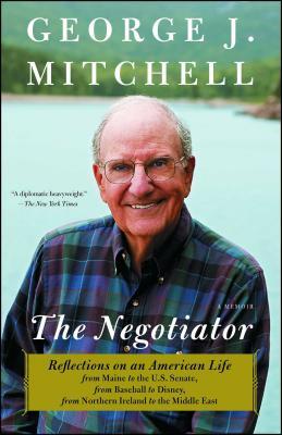 The Negotiator: A Memoir Cover Image