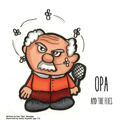 Opa and the Flies Cover Image