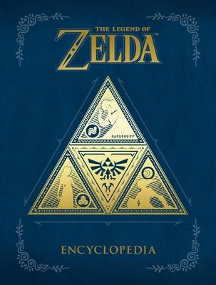The Legend of Zelda Encyclopedia Cover Image