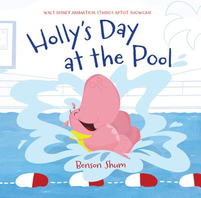 Holly's Day at the Pool Cover