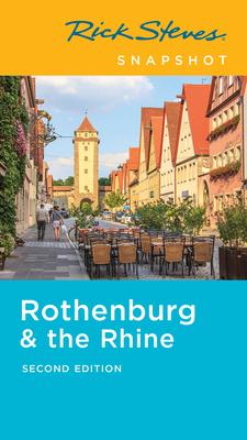 Rick Steves Snapshot Rothenburg & the Rhine Cover Image