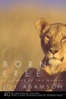 Born Free Cover