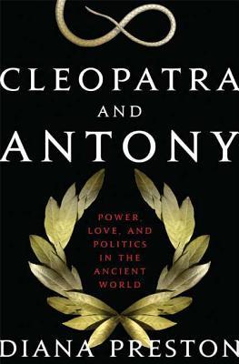 Cleopatra and Antony Cover