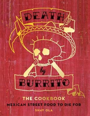 Death by Burrito Cover Image