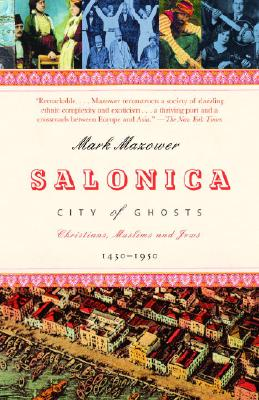 Salonica, City of Ghosts Cover