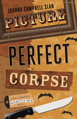 Picture Perfect Corpse Cover