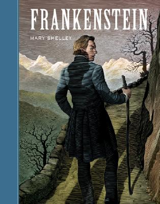 Frankenstein (Classics Library) Cover Image