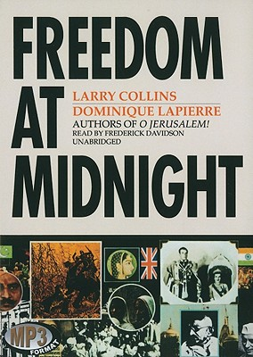 Freedom at Midnight Cover