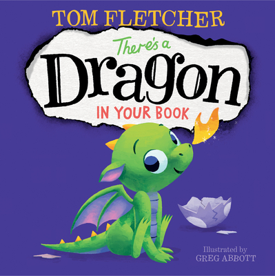 There's a Dragon in Your Book (Who's In Your Book?) Cover Image