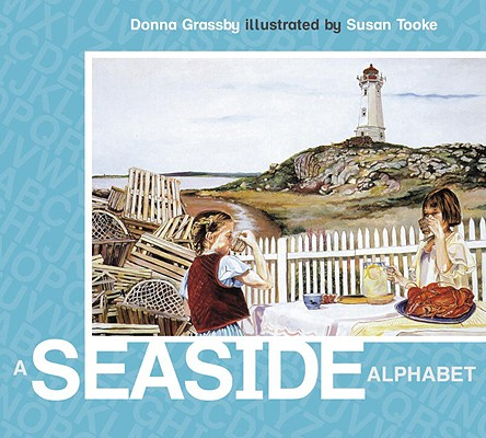 A Seaside Alphabet Cover Image