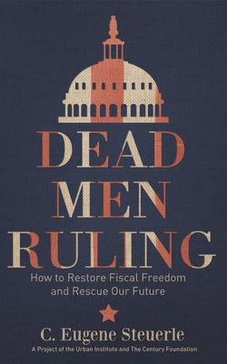 Dead Men Ruling Cover
