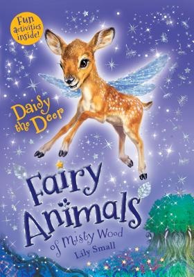 Daisy the Deer: Fairy Animals of Misty Wood Cover Image